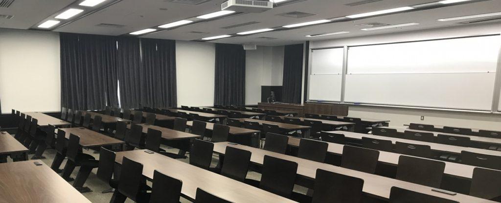 尼崎市の就労継続支援B型 講義風景